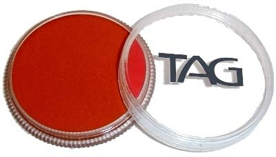 Halloween Face Paint Spiders (TAG Face Paints - Red (32 gm))