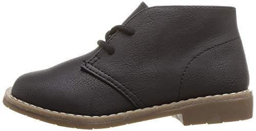 Pictures of The Children's Place Boys Fashion Boot 2114262 Black 5