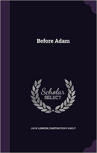Book Before Adam