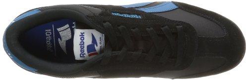 Reebok Reebok Royal Cl Rayen, Sneaker uomo, nero (Noir (Black/Conrad Blue)), 42.5