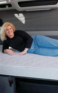 Truck Luxury 6.5'' Mattress Size: 6.5'' H x 38'' W x 80'' D