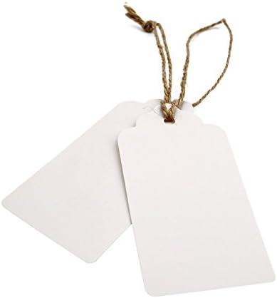 #HI211B BULK Set of 60 Handmade Tags
