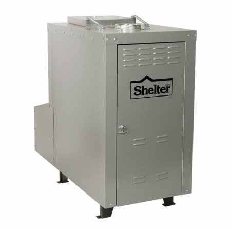 Shelter SF3042 140000 BTU Outdoor Wood Coal Burning Forced Air Furnace (Oil Burning Furnace compare prices)