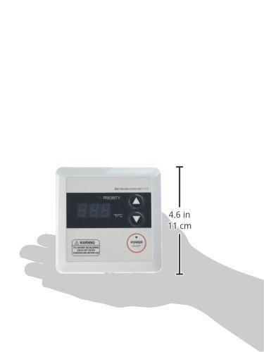 Rheem RTG20006DU Generic Bath 1 Control