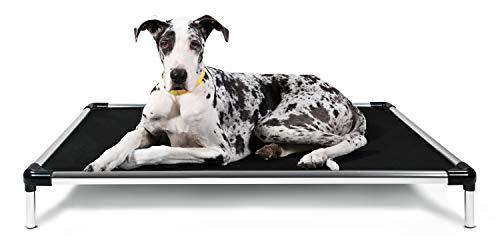 K9 Ballistics Chew Proof Elevated Dog Bed -...