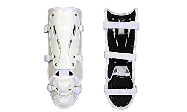 NIKE BPG 40 BATTER'S LEG GUARD 2.0 (NBUK2101)(WHITE) [並行輸入品]