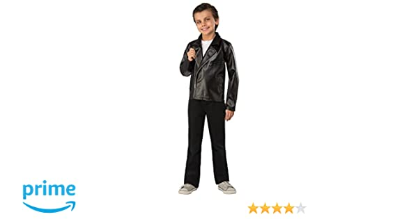 45d9ec1f121 Amazon.com  Rubie s Costume Boys Grease Jacket Costume