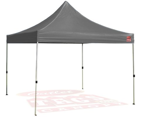 10ftx10ft Pop Up Canopy Tent White