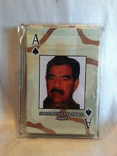 Iraqi Most Wanted Playing Cards (2)