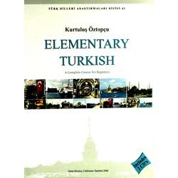 Elementary Turkish: A Compelete Course for Beginners...
