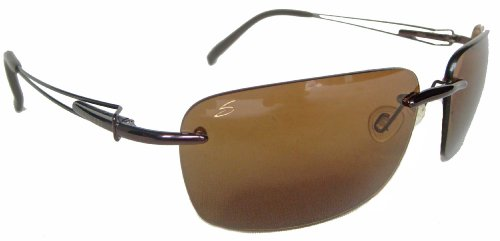 Serengeti 7345 Piers (S-Flex) Polar PhD Polarized Photochromic Mens / Womens - Sunglasses Women Serengeti S