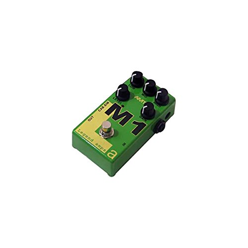 AMT Electronics Legend Amps Series M1 Distortion Guitar Effects Pedal (Amt Electronics compare prices)