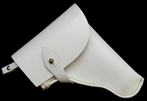 Factory Original Holster - Made in USSR Factory Original Russian Makarov Pistol Holster WHITE Leatherette by PetriStor