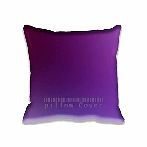 Purple Rush Dragon Gradation Blur Square Digital Printed Cushion Cover Throw Pillow Case Pillow Sham For Decor Decorative Home Sofa Bedroom (Hot Pictures For Bedroom)