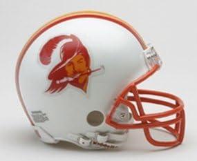 Riddell 1976-1996 Tampa Bay Buccaneers Throwback Mini Helmet