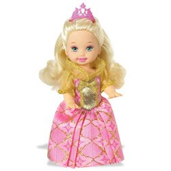 Little Princess Kelly Doll - Pink