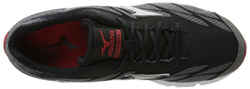 Mizuno-Mens-Wave-Hitogami-3-Running-Shoe-QuarryHigh-Risk-Red-7-D-US