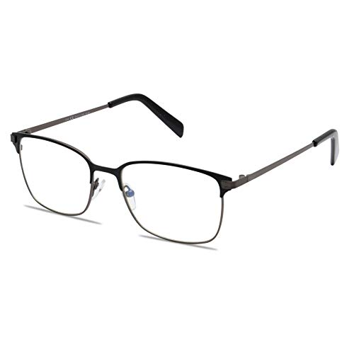 Blue Light Blocking Computer Glasses by WealthyShades-FDA Approved-Sleep Better, Reduce Eyestrain & Fatigue When Gaming, Tablet/Phone Reading