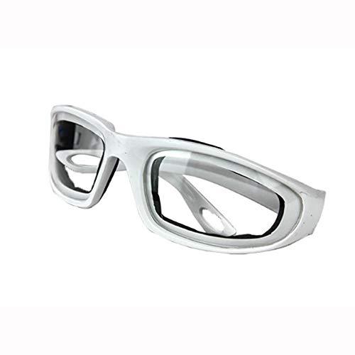 Fiesta Onion Goggle Gafas Protectoras Gafas de Seguridad duraderas de 4 Colores Cocinar Cocina Prã¡Ctica Resina Anti...