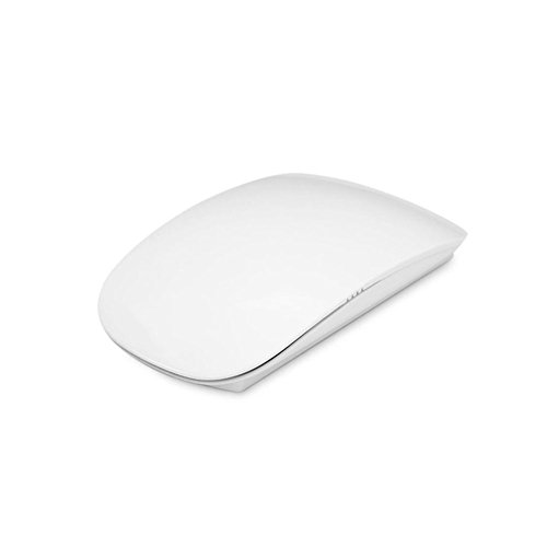 Hunulu Wireless 2.4GHz Ultrathin Multi-touch Optical Mouse Mice For Windows Mac OS New
