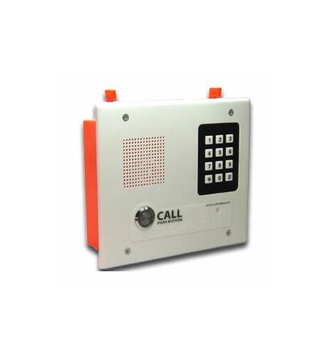 Cyberdata CD-011123 VoIP Intercom With keypad - Flush -
