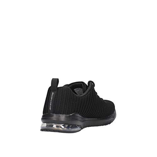 88888315 Sneaker Donna 37½ Nero Bbk Skechers U7aSw