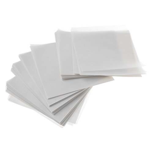 MagiDeal 150x150mm 500pcs Weighing Paper (Acid Paper) by Unknown (Image #6)