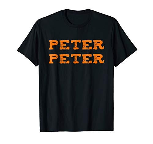Matching Shirts for Couples: Peter Peter Pumpkin Eater