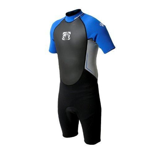 Body Glove Suit - Body Glove Men's Pro 3 Spring Wetsuit, X-Large
