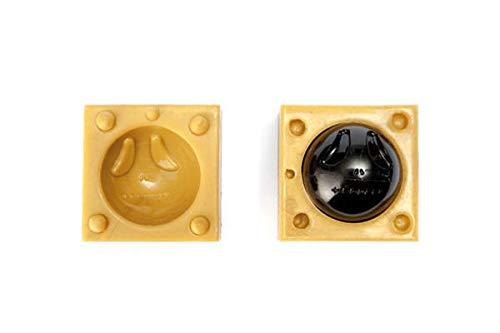 SILIKOMART - 080401 - SUGARFLEX GOLD 080401 HALLOWEEN FACCIA TESCHIO Ë 60 MM]()