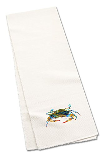 UPC 615872584604, Caroline's Treasures Crab Table Runner Made or Printed in the USA