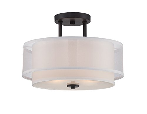Designers Fountain 86111-BBR Fusion (Fusion Ceiling Light)