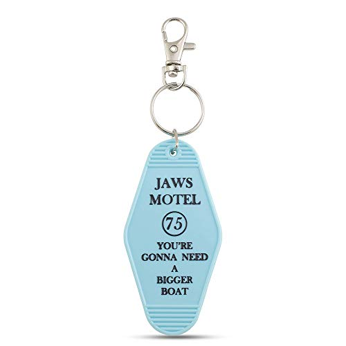 Jaws Motel Keychain -