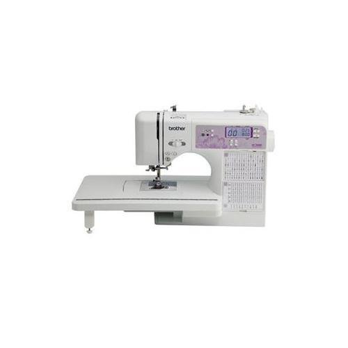 NEW Brother Sewing SC3000 Computerized Quilting Machine with 2 Built-in Fonts supplier:targetpcinc by instrainclug
