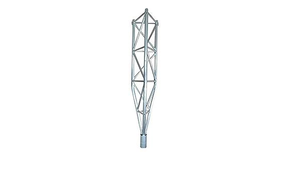 RADIOZING 8 M aluminio torre de celosía antena de radio ...