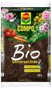 Compo 11224 Bio Universal-Erde torffrei, 7,5 L