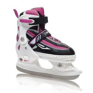 Lake Placid Metro Girl's Adjustable Figure Ice Skate (Small (12-2))