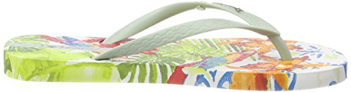 Mujer Para 8841 Chanclas Fem Summer Ipanema green white Multicolor t6BIzfx