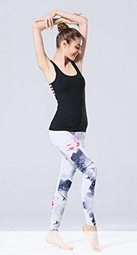Respirant Femmes Sling Yoga Gilet Binhee Respirant S wpvIUv