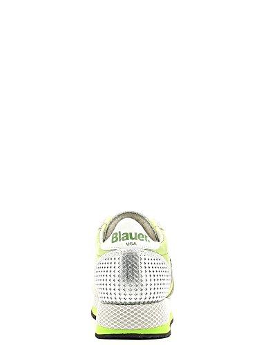 2016 Blauer Nuova 6swofasrun Estate flu Collezione lem Pelle Donna Scarpe Limone Lemon Primavera Sneaker HHPqgr