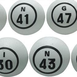 大切な セルロイドBingo Ballセット – – Ballセット 75パック B00KO20CYS, 温泉津町:7ba42d33 --- vietnox.com