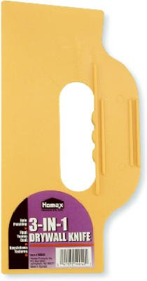 HOMAX PRODUCTS 40 Triple Edge Dry Knife