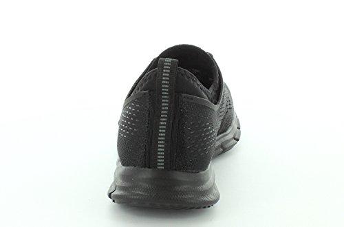 Skechers Svævefly Harmoni Dame Sneaker Sort 4GwJ8u