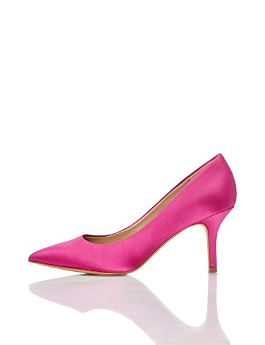 FIND Damen Pumps Pink (Hot Pink)