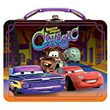 Disney CARS Radiator Springs CLASSIC 3-D Tin Lunch Box Carry All