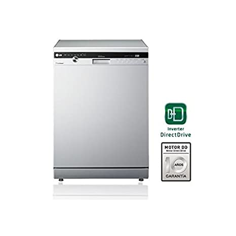 LG D1473WF - Lavavajillas D1473Wf Con Motor Inverter Direct ...
