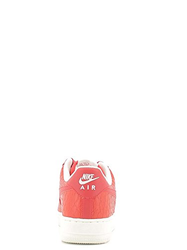 summit Bianco Rosso '07 Lv8 Scarpe Action Red 1 Force Air Ginnastica NIKE Red Action Uomo White da Cwx6qRna