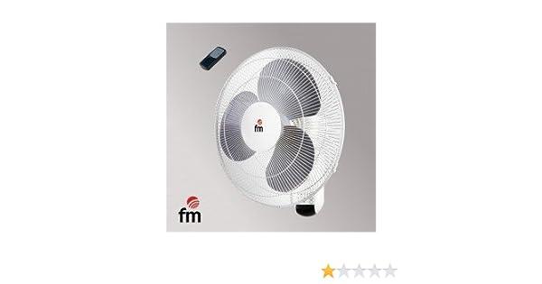 Fm Calefaccion S.L. - Ventilador mural c/mando fm vm140mando ...