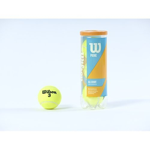 Wilson Sporting Goods Prime All Court Tennis Ball
