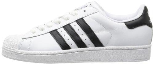Uomo Adidas Ii Originals Sneaker black Superstar white R66wPxHq